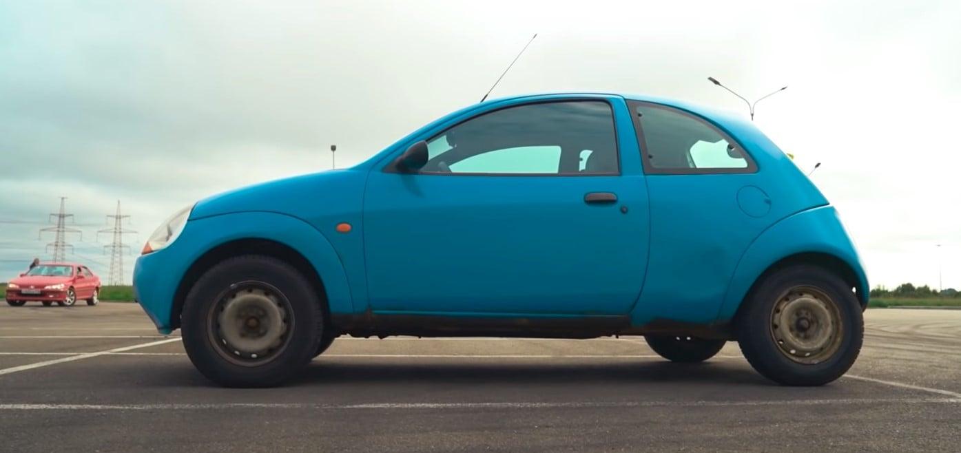 Auto Ford Ka 2