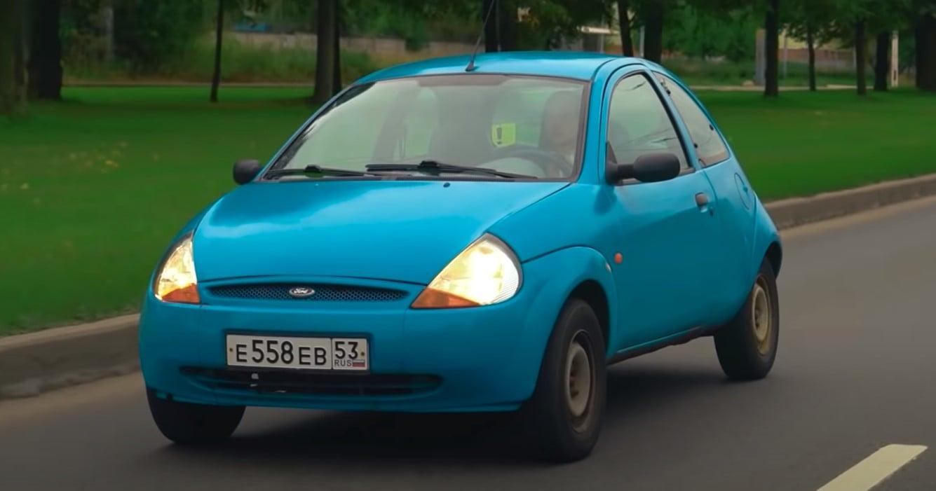 Auto Ford Ka 3