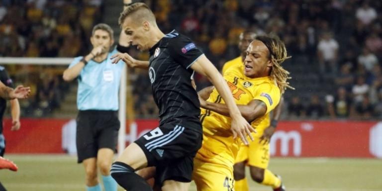 Zbog ovog podviga Oršić je sinoć ušao u povijest Lige prvaka