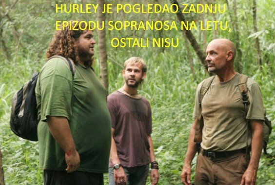 lost hbo