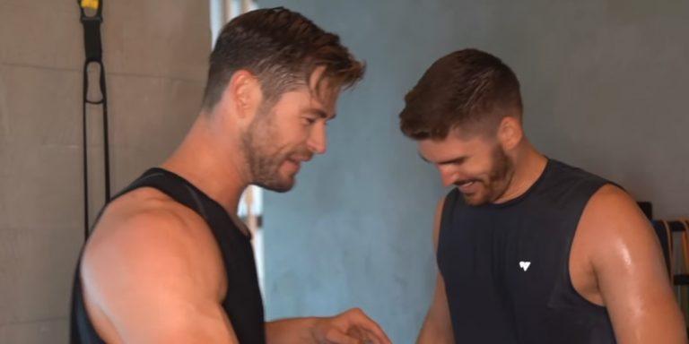 Vježbao kao Chris Hemsworth 90 dana, transformirao se, a onda i upoznao Thora glavom i bradom