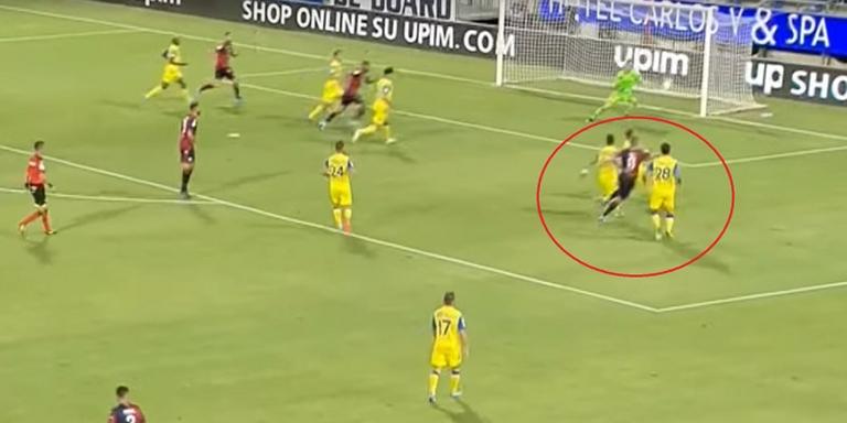 KAKVA BOMBA: Vatreni zabio strašan gol za pobjedu, ovo vrijedi pogledati nekoliko puta