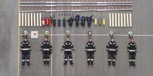 Fotka zagrebačkih vatrogasaca oduševila svijet, Internet gori