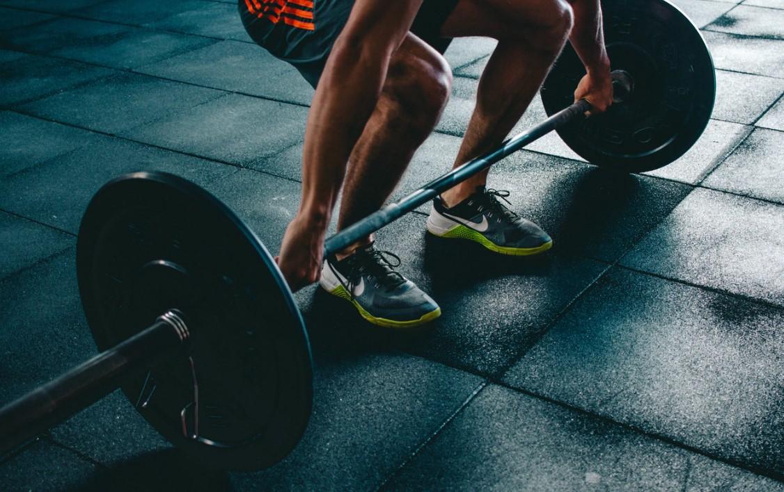 fitness teretana gym vježba