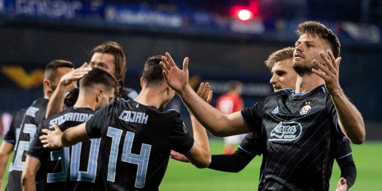 PLITKI POTOK: Dinamo zabio tri komada u Austriji i došao na korak do novog proljeća u Europi