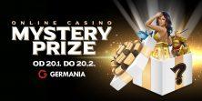 Preuzmite tajanstvene nagrade u Germania online casinu!