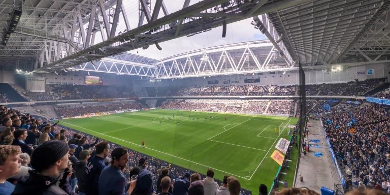 SPEKTAKL: Ovo je nogometna arena na kojoj će večeras igrati Hrvatska i Norveška – FOTO