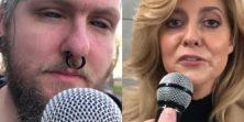 Novi viralni hit: Lik prilazi ljudima na cesti i traži ih da nastave stihove popularnih pjesama