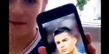 Sin htio frizuru kao Cristiano Ronaldo, tata ga ošišao kao jedinog pravog Ronalda!