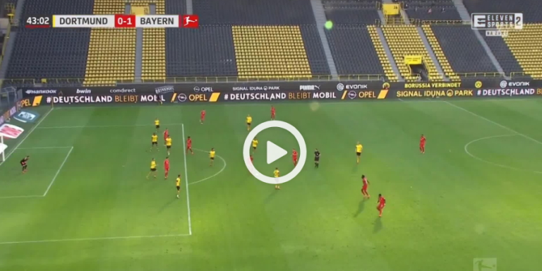 KAKVA MAJSTORIJA: Kimmich zabio jedan od najljepših golova sezone i doveo Bayern na korak do titule