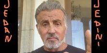 Sylvester Stallone u izolaciji iskreno odgovara na pitanja - od tetovaža do potrganih mišića na snimanju Rockyja