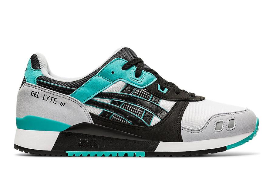 ASICS-Gel-Lyte-III-White-Turquoise-Black-Release-Date-1