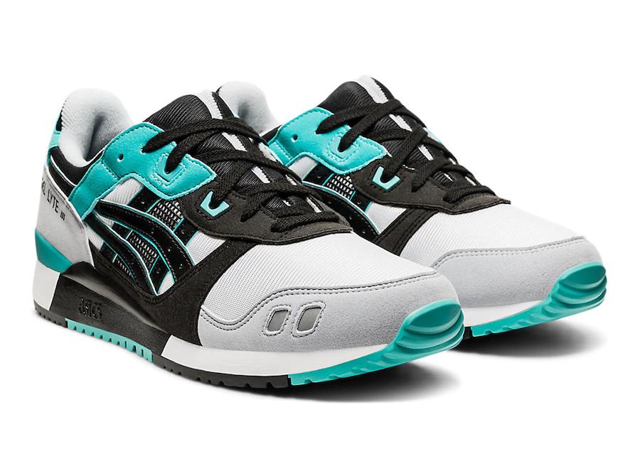 ASICS-Gel-Lyte-III-White-Turquoise-Black-Release-Date