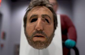 """Ovaj umjetnik izrađuje hiper-realistične maske - mi bismo umrli od straha da negdje sretnemo """"sebe"""""""