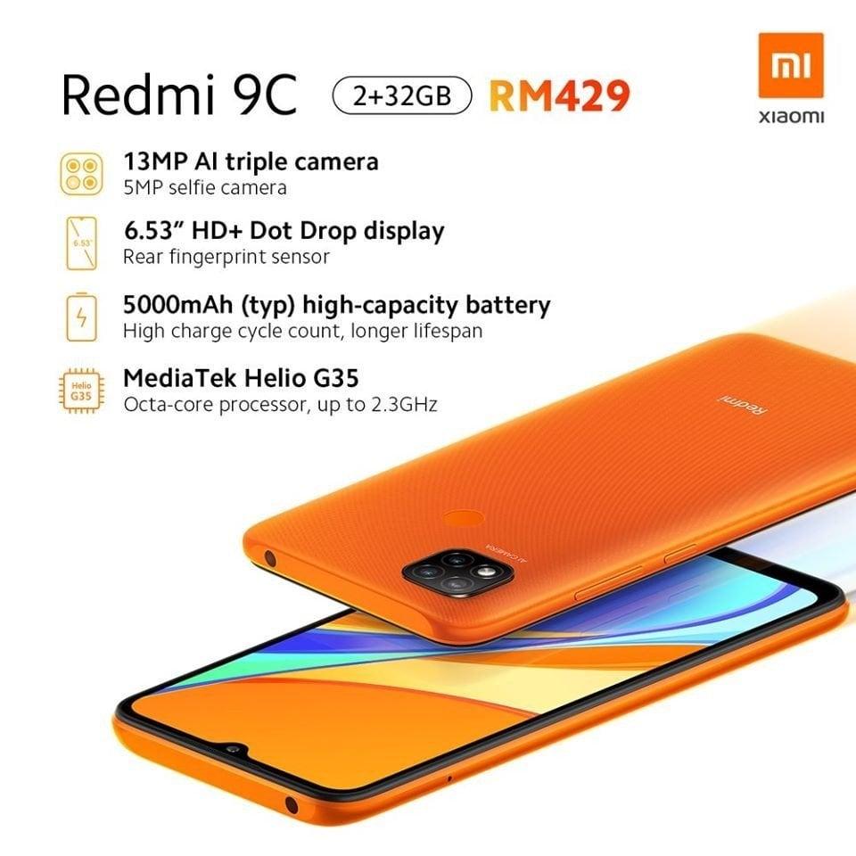 redmi-9c-specs-sheet