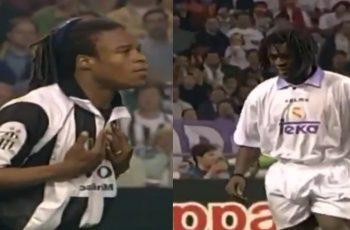 Suza suzu prati dok gledamo ove dvije legende na suprotnim stranama u finalu Lige prvaka 1998. godine
