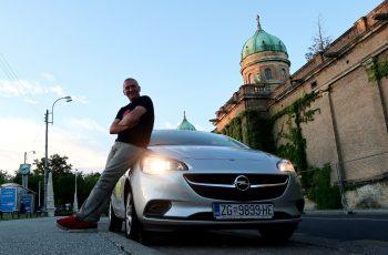 Tata Krešo me vozio u Corsi, omiljeni zagrebački instruktor - od vinila do volana i Youtubea