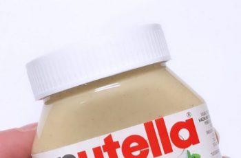 Netko je napravio bijelu Nutellu i Internet je podivljao, svi ju žele probati