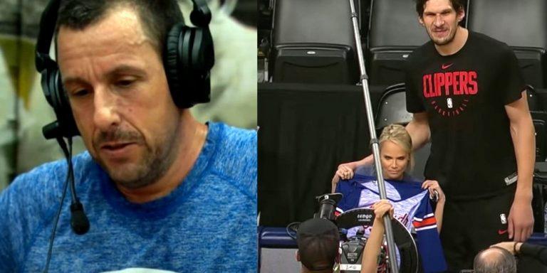 Adam Sandler i NBA košarkaš Boban Marjanović snimaju film, traže tri osobe koje tečno pričaju srpski