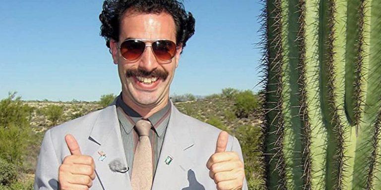 Nastavak Borata ćemo zvati Borat 2, ali naslov je sulud i bizarno dug, a vrijeđa i omraženog američkog političara