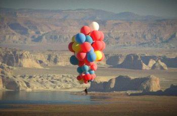 VIDEO Je li stvarno prodao dušu vragu? Davida Blainea 42 balona podigla na 24 tisuće stopa