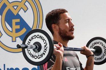Ljeto nije za njega - Hazard se opet vratio s viškom kilograma u Real, Zidane ljut