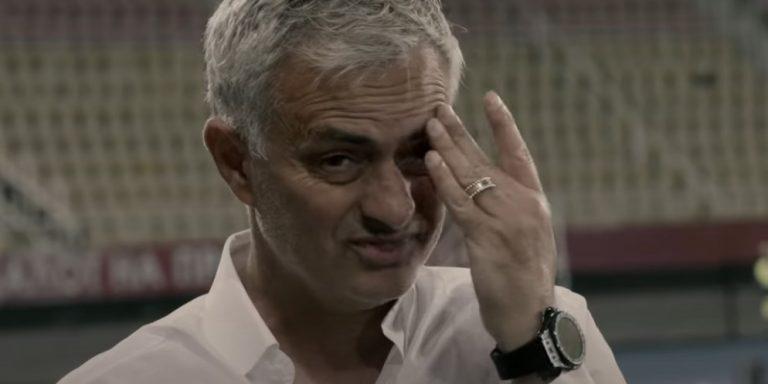 Mourinho 'otkrio' pokušaj prevare makedonskog kluba, zasmetala mu veličina golova