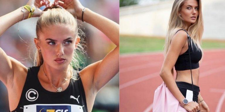 Najljepša sportašica svijeta trenirala Borussiju Dortmund, satrala Hummelsa na 400 metara