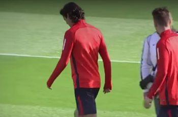 Edinson Cavani s 33 godine na leđima izgleda kao superjunak, spreman zasjati i u Manchester Unitedu