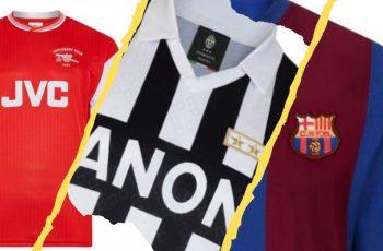 Otkrili smo stranicu na kojoj možeš riješiti klasične dresove Milana, Arsenala, Barcelone od čije ljepote idu suze na oči