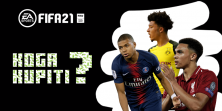 FIFA 21 - najbolji mladi igrači u koje treba utrošiti lovu