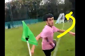VIDEO DANA Najbolji gol ovog vikenda je postigao amater - iz kornera bez gledanja!