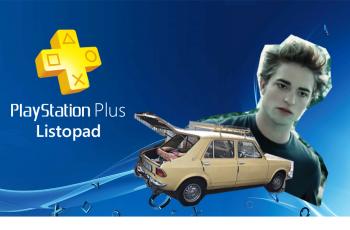 Free PS+ igre - listopad