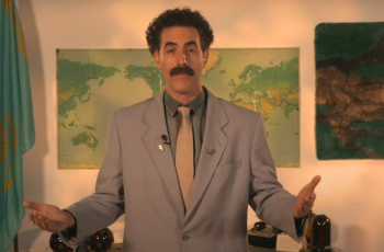 """VIDEO Kazahstan je napokon prihvatio Borata i to na """"Very nice!"""" način"""