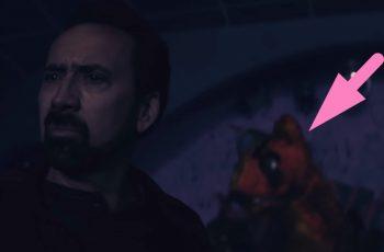 Teaser za najluđi film: Nicolas Cage je domar koji se bori protiv podivljalih robota-životinja