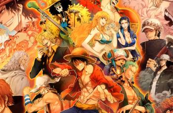 Kako super popularna manga/anime One Piece spašava mali gradić u Japanu nakon potresa
