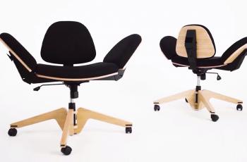 Rekli su nam da savršena uredska stolica ne postoji, ali što je onda ovo!?