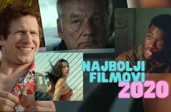 Izabrali smo 11 najboljih filmova najgore godine - koliko ste ih pogledali?