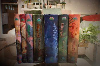 Ako ti knjige o Harryju Potteru skupljaju prašinu, možeš fino zaraditi njihovom prodajom