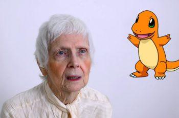 Ako ste mislili da ne postoji savršen video: Ova baka od 91 godinu pogađa imena Pokemona!