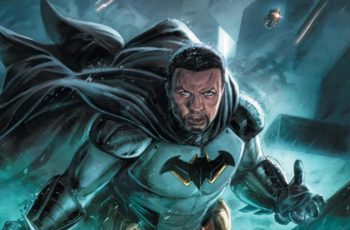 DC najavio najveću promjenu dosad - Batman je crnac