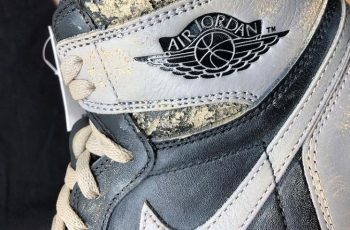 Umjetnik uništio Dior Jordan tenisice od 30 tisuća kuna kako bi pokazao prolaznost vremena
