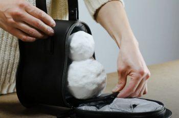 Što ne bismo uz sve postojeće nepotrebne stvari dodali još jednu - torba za snjegovića