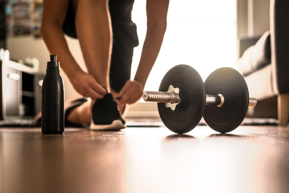 teretana home gym izvor-shutterstock_1132413017