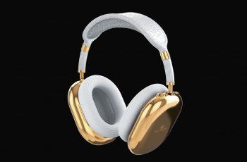 Kao da Appleove Airpods Max slušalice nisu dovoljno skupe, sad su dobile suludo skupu verziju