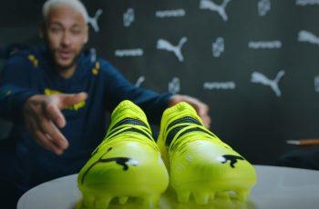 Neymar napokon debitirao... za Pumu nakon što su ga ukrali Nikeu. Reklama je ludilo