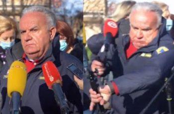Gradonačelnik Petrinje završio na popularnom Youtube kanalu nakon što mu je potres prekinuo intervju
