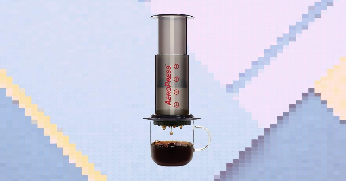 jeftini aparat za kavu aeropress
