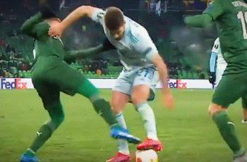 VIDEO Ako Petković bude ovako nizao protivnike, Dinamo bi mogao imati lak posao