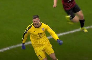 Kakav preokret u Njemačkoj - hrvatski vratar zabio u 93. minuti!